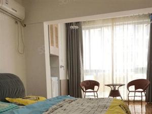 润园小区全新温馨舒适单身公寓拎包入住