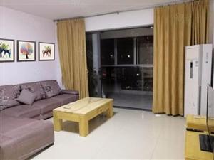 中航城国际公寓4500元4室2厅2卫精装修,环境幽静
