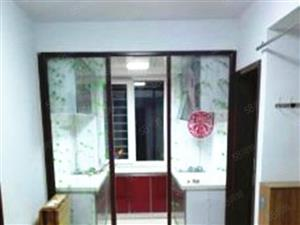 吴淞花园2室中等装修年付包取暖物业封闭小区