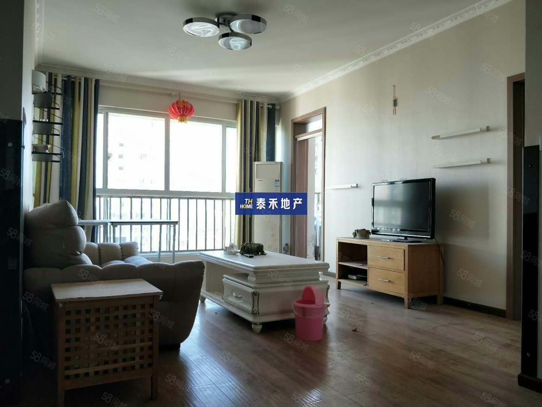 河东东城一品2房2厅1卫精装修,拎包入住