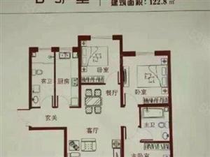 准新房带电梯小三居西二环内乐凯大街幸福里正规新民居单价5