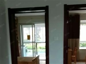 翰林华府精装2室南北通透整铺地板全新家具拎包入住