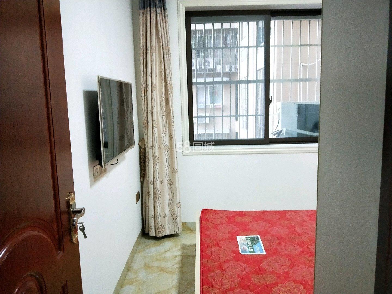商务区翰林名院非常新色拎包入住1室1厅1卫