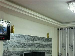 德贤锦城3室2厅2卫,地暖。