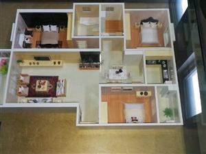龙凤庄园三期花园洋房3室2厅2卫
