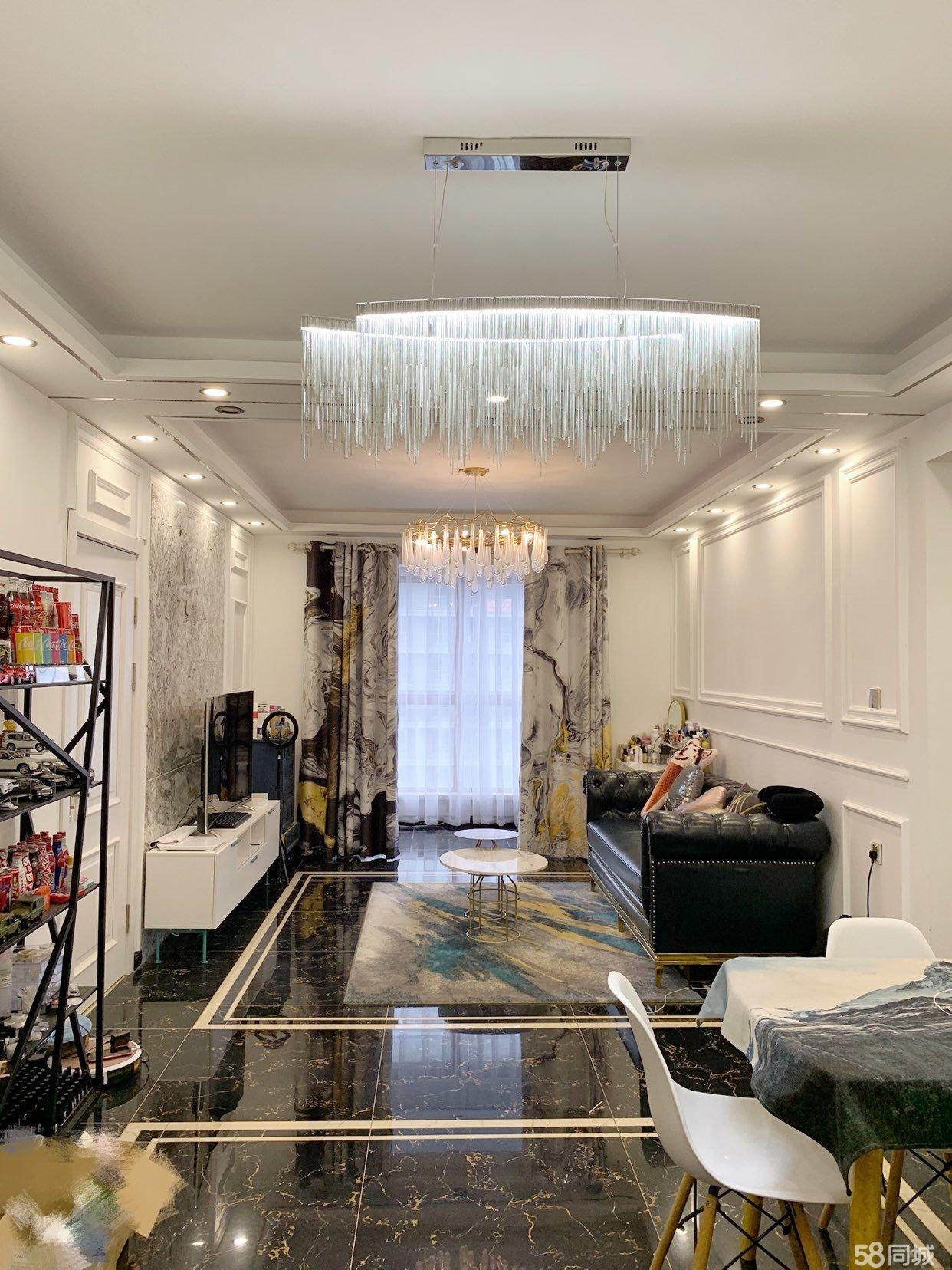 博大領航國際高層精裝修婚房
