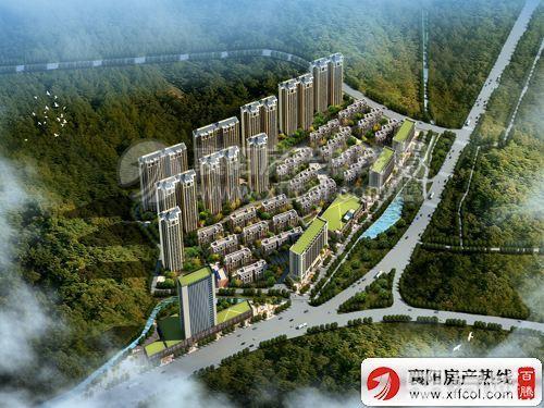 襄阳市南漳县山水传奇小区3室2厅2卫