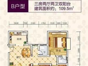 五楼三房两厅两卫
