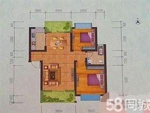 南漳山水传奇2室2厅1卫现房销售