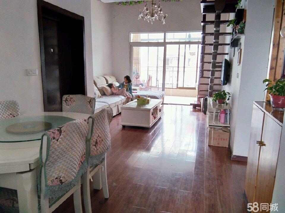 小区房实用面积很大,小区环境很好,适合住家!