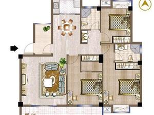 晟发名都3室2厅2卫置换市区急售