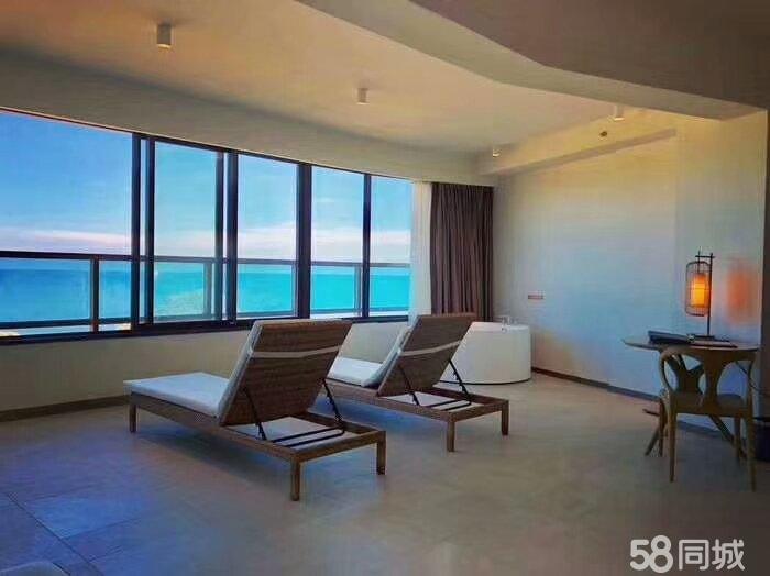 (包租)粤港澳大湾区一线海景房首付18万带豪装配家私电器