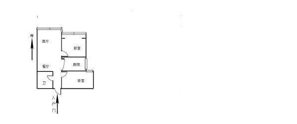 秦安御景华庭2室2厅1卫92.97�O精装两室家具家电全