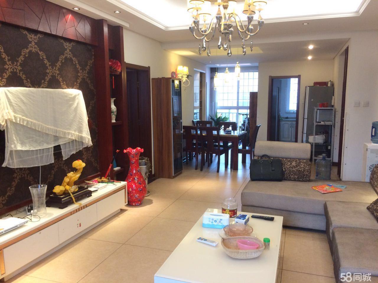 亿龙·金河湾3室2厅2卫116㎡豪装带家具家电