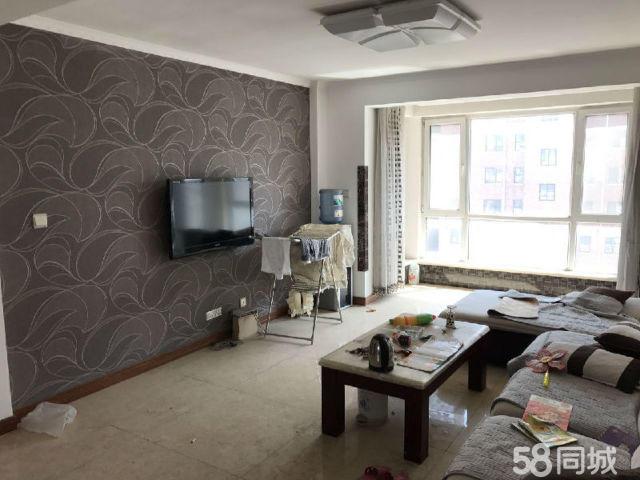 家具市场兴河湾3室2厅125平米精装修年付押一