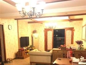 豪华装修灏景尊城4室2厅全实木家具带家电急售
