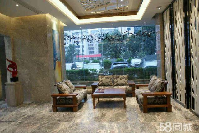 蕉城盛豪财富公寓1室0厅35平米精装修押一付一