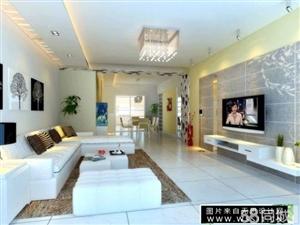 东营区北2路荟丰苑3室2厅108平米精装修年付带家具家