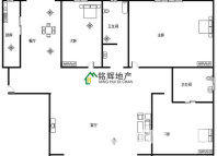 金鼎公寓复式260平6室2厅3卫283平米