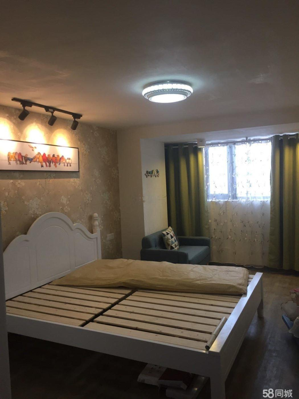 泰禾红树林1400元1室1厅1卫精装修采光好交通便利配套