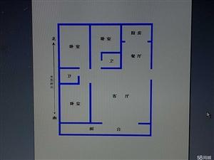 降价卢龙鑫峰家属楼3室2厅2卫126平米