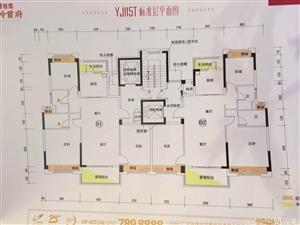蕉岭碧桂园蕉岭首府4室2厅2卫143平米