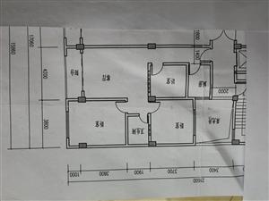 龙凤小区2栋电梯房105平方,3层.手续齐全,质量优,下证快