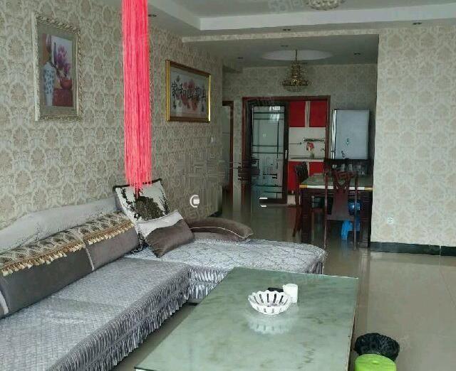 北门滨江北路盛世上江城精装三室两厅双卫空调3个拎包入