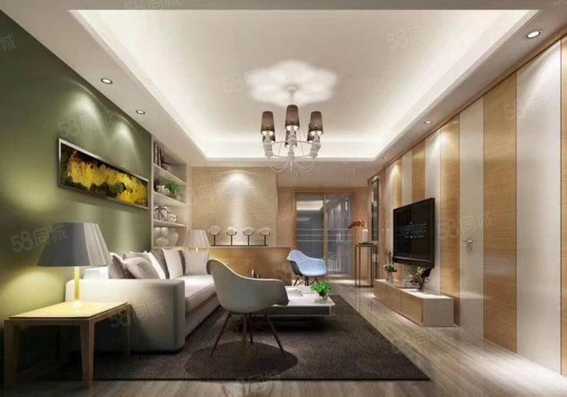 R世纪大道沣西世城滨江新开盘公寓五证齐全可全款可按揭