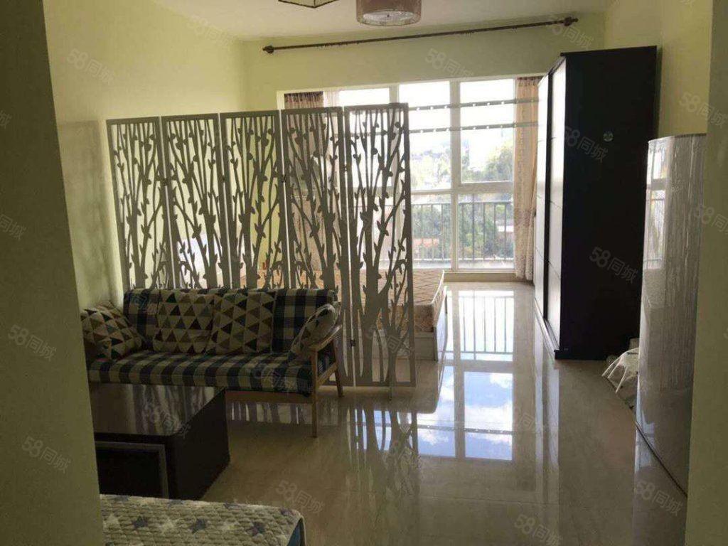 师院旁盛世庭院14楼精装带家具1200元/月公寓