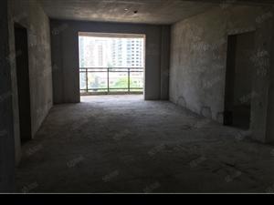 水木清华繁华地段超大弧形阳台采光良好,投资与住宅的首选