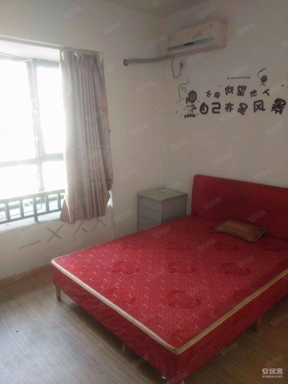 万达华城整租4房0厅2卫每个房间都很大适合做员工宿舍