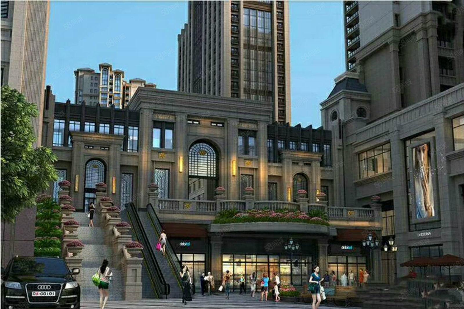 万山客车站对面名家汇广场,适合开宾馆,写字楼,幼儿园足疗等