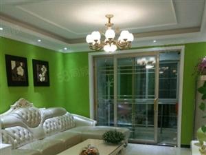 水岸名家,2室2厅1卫,100平,豪华装修!带家具家电地暖