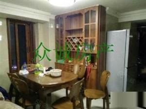 精装套三+家具家电齐全+带空调+可季付+拎包入住+随时看房