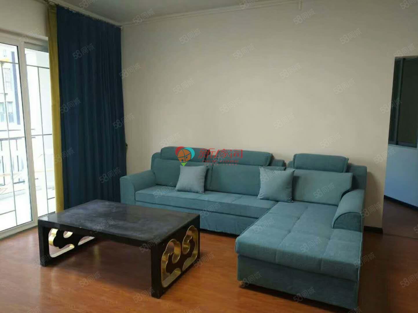 金滩毫苑3室2厅2卫,观景房,落地大飘窗,拎包入住