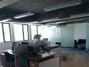 万达写字楼160平中装可办公带全套办公用品含电脑
