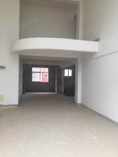 惠民二小学位房科海怡园复式楼3跃4毛坯现房带一个字母车位两张