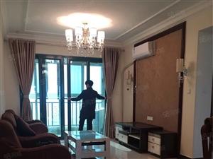 恒大城超精装房2室2厅家电家具全新齐全