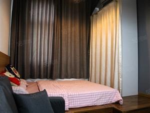 米墅青年公寓一室一厅拎包入住精装修健身区共享区