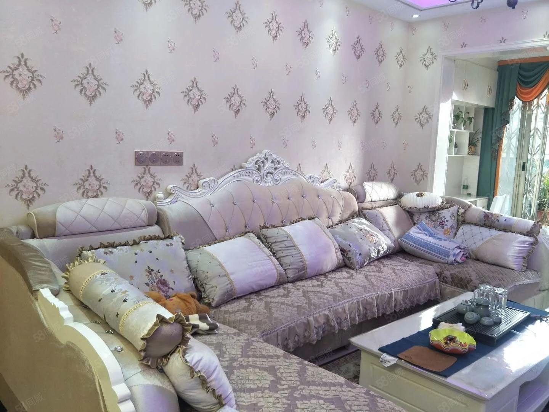 碧云兰溪,全新精装4个卧室,带大平台