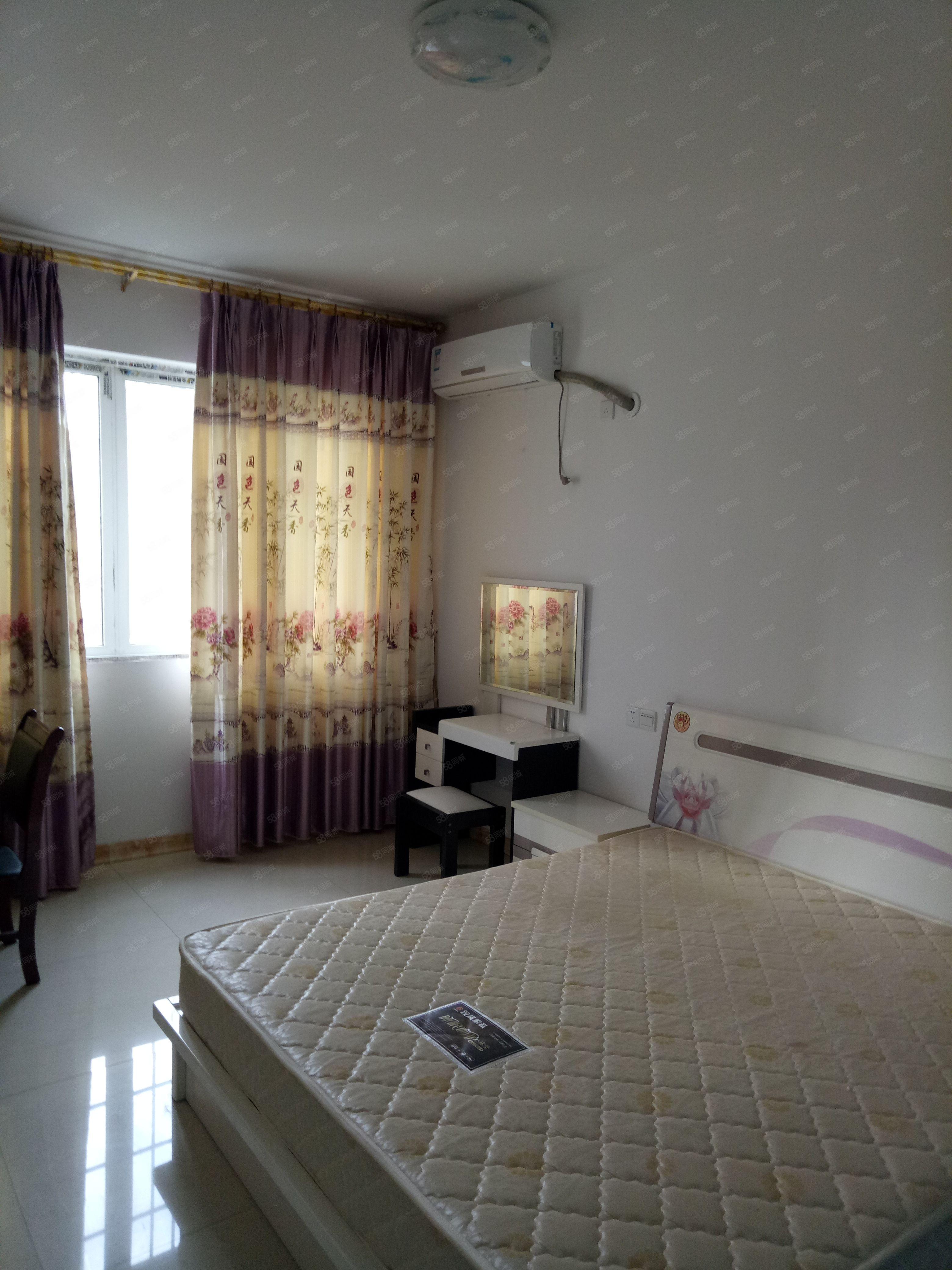 河东东城一品两室干净整洁温馨急租