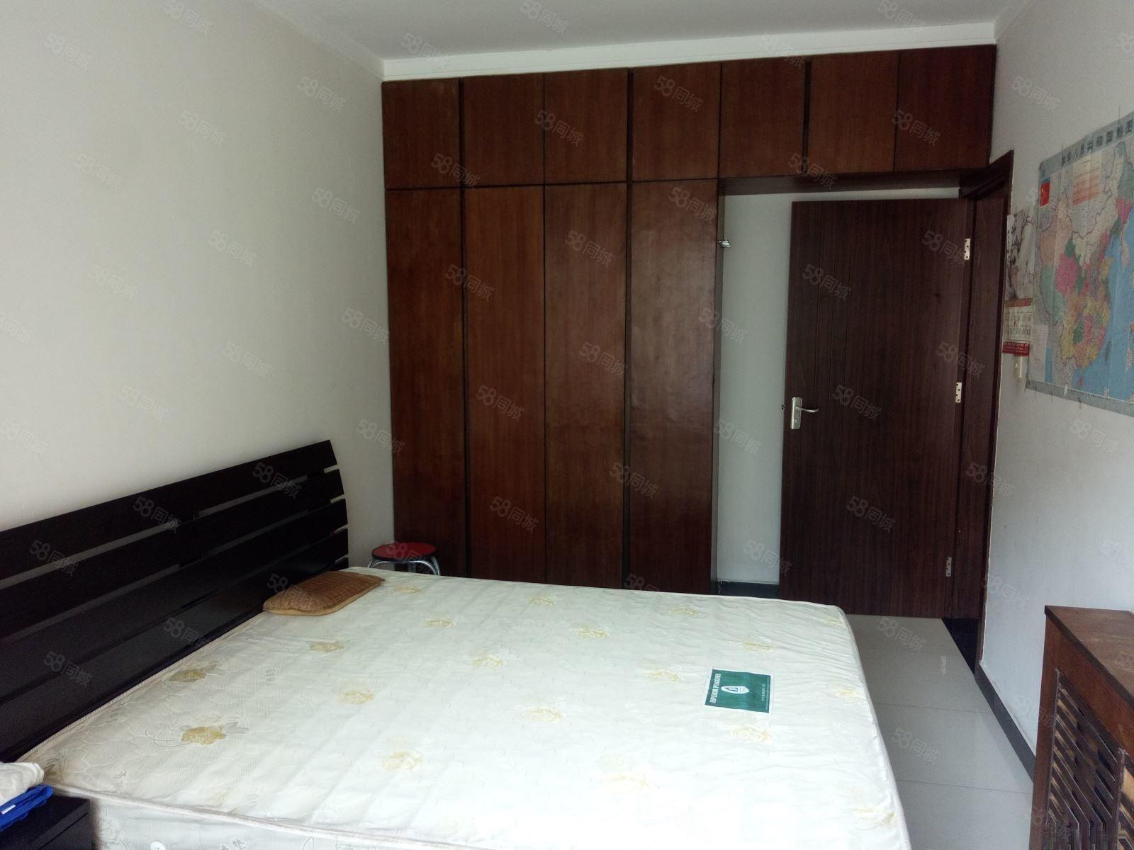 市中心中宏香榭精装3室拎包入住有钥匙