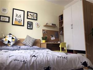 果园路23号李村公园精装修公寓空调独立卫生间