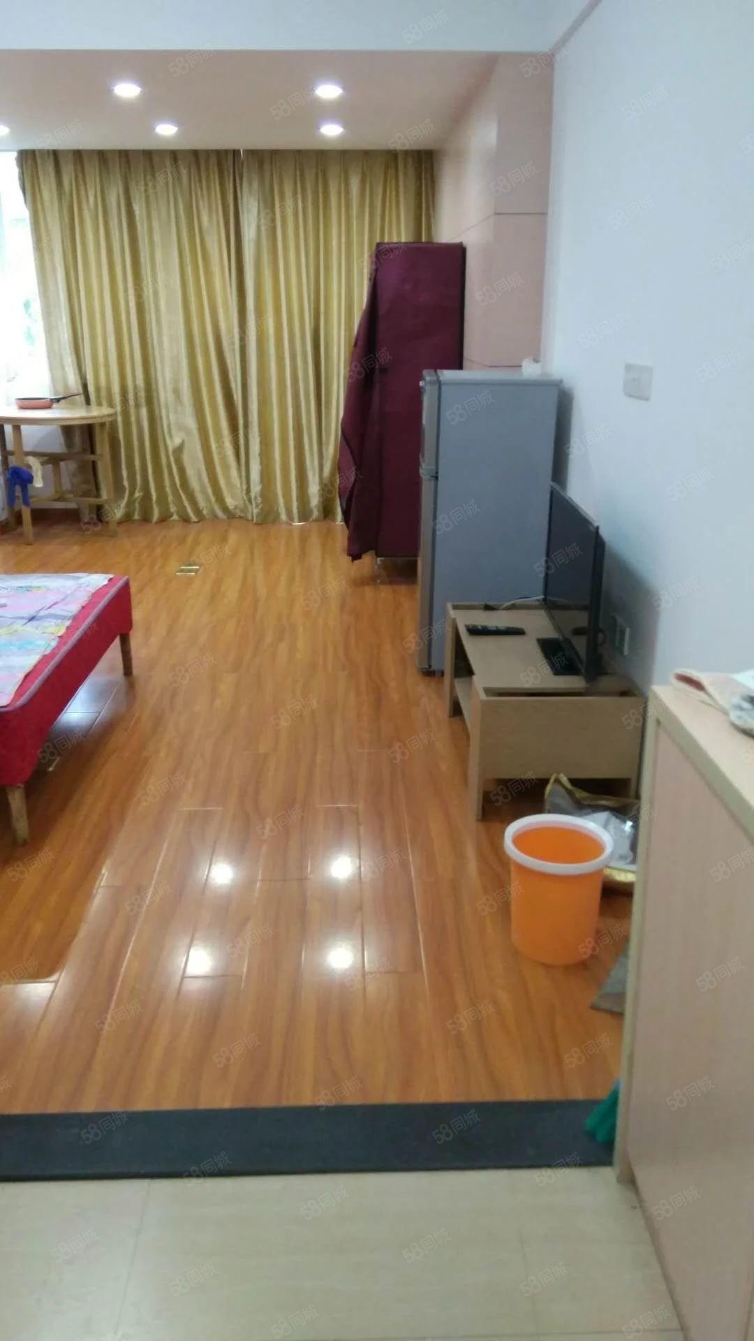 金域蓝湾A区精装修单身公寓