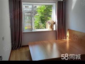 凌安里2楼50平米南北有装修地暖格局好一室大客厅