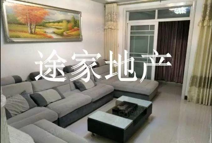 锦绣和庄精装两居室全新家具家电紧邻大润发随时看房
