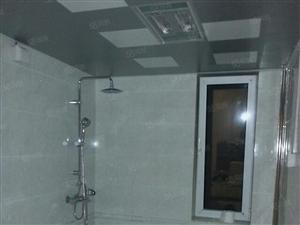 高端小区星河上城精装电梯房全套家具家电干净月租2300元