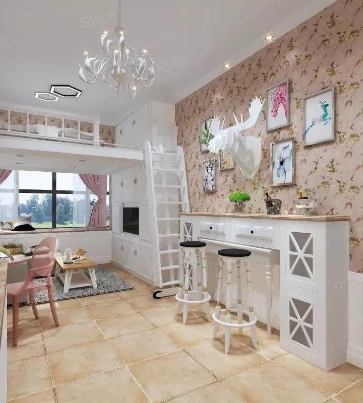 紫荆之星市中心LOFT公寓5米层高均价1万2魔变三房