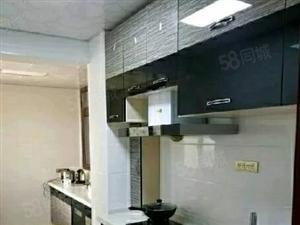 紫金华府一期正六楼实际面积122三室家具家电全带